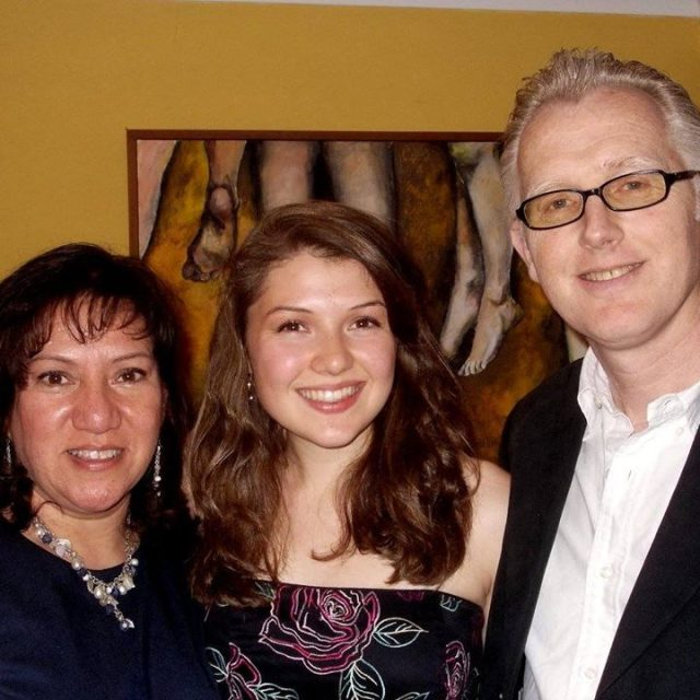 Richard and Family
